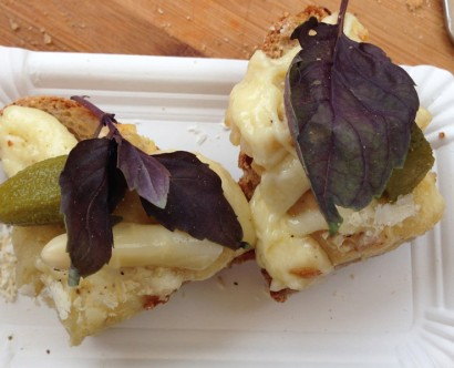 Raclette mit Belper Knolle